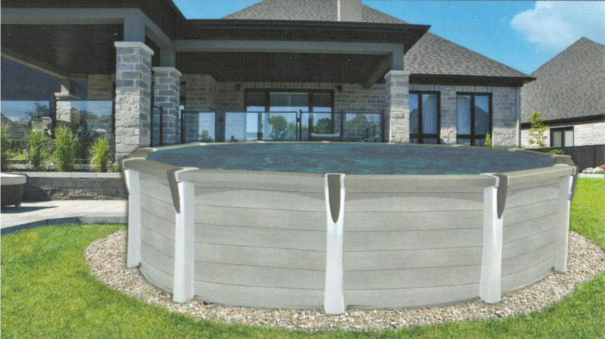 Trevi Platinum swimming pool